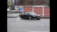 Audi R8 Прави Слънца