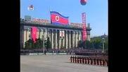 Северна Корея - Военен Парад 2 Част