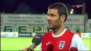 Александър Якимов: След гола на Берое заиграхме добре