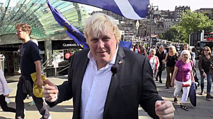 Trump, Kim and BoJo feature in political jazz parody at Edinburgh festival