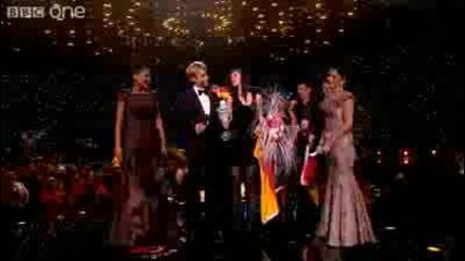 Победителя на Евровизия 2010