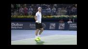 Бердих отстрани Федерер на полуфинала в Дубай