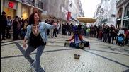 Афро - Португалски Ритми По Улиците На Лисабон
