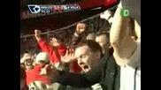 Манчестър Юнайтед Vs Астън Вила - 3:2 - 05.04.09