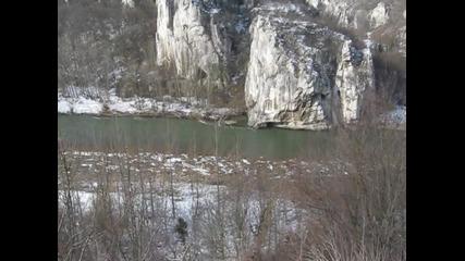 Панорама - Черепишките скали