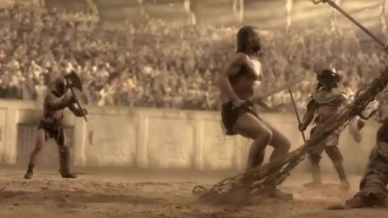 spartacus blood and sand music video - i stand alone