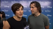 Director Mark Andrews & Producer Katherine Sarafian Talk Brave At Disney D23 Expo