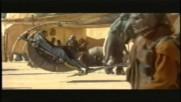 Междузвездни войни: Епизод 2 - Атаката на клоингите (2002) - трейлър (бг субтитри)