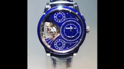 Компилация на изключително редки часовници