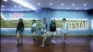 [hd] Fiestar - Dance Practice Session