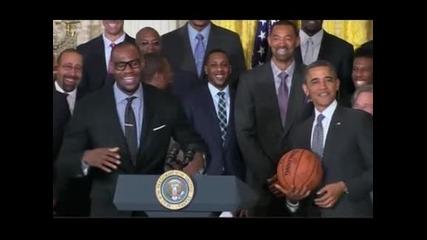 Барак Обама прие отбора на