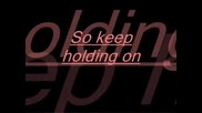 Avril Lavigne Keep Holding On (lyrics)
