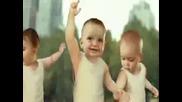 Бебета Танцуват на Michael Jackson