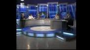 Изборна битка с участието на: Меглена Плугчиева, Волен Сидеров, Камен Костадинов