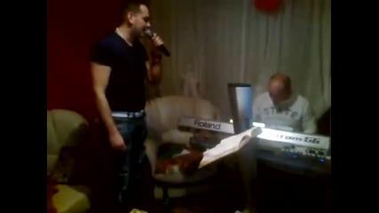 Pedja Medenica i Rale - Mix pesama - (LIVE) - (Privat 2011)