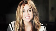 Miley is not perfect. [support video]