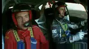 !!! Ken Block On Top Gear !!!