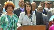 South Carolina Governor Signs Bill Removing Confederate Flag