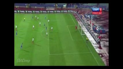Смях гавра със Минев след автоголът му срещу Италия