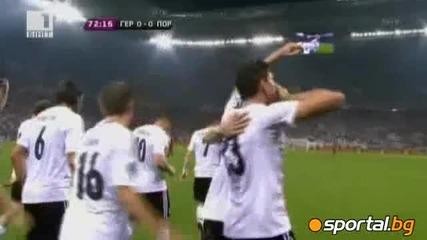 Германия - Португалия 1-0