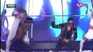 Gd & Taeyang - Eyes, Nose, Lips - Intro + Good Boy - Fantastic Baby - 2014 Mama in Hong Kong 031214