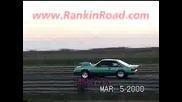 Ford Mustang Nitro Drag