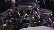 Десетки ранени при срутване в синагога в Израел