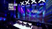 Malaki Paul Uncut - Britains got talent 2012 (auditions)