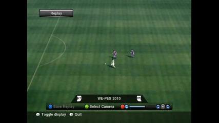 Koмпикация голове Pro Evolution Soccer 2010