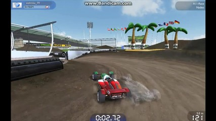 Trackmania Forever gameplay ep1