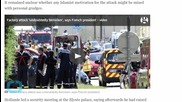 France on High Alert After Decapitated Body Found