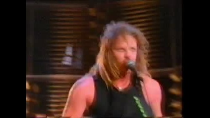 Metallica-harvester Of Sorrow Live in Moscow 1991