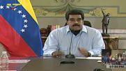 Venezuela: Maduro accuses US of orchestrating Rousseff impeachment
