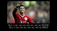 One,  Only One Cristiano Ronaldo Man U (song)