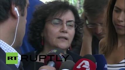 Greece: Greek Deputy FinMin speaks out after resignation