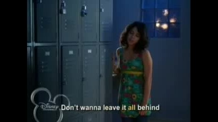 Hsm2 I Gotta Go My Own Way