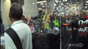Sideshow Collectibles Booth - Comic-con 2012
