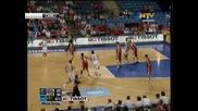 Turcia 94 - 66 Bulgaria Euro basketball