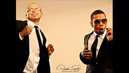 Sensato Feat. Pitbull & Kanye West & Jay-z - Latinos In Paris (official Remix)