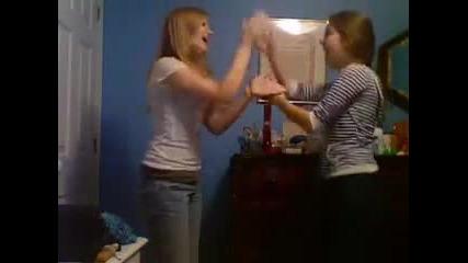 Parody Of The Handshake
