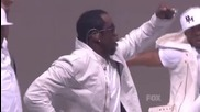 Diddy ft. Dirty Money - Hello, Good Morning ( American Idol Live )