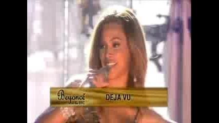 Beyonce [live] - Deja Vu