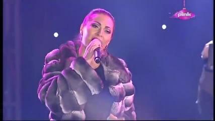 Ceca - Zaboravi - (LIVE) - Novi Sad - (Tv Pink 2015)