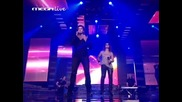 Supergirl - Antonis Vlontakis & Rallia Christidou Live 3