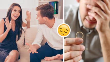 Истинската изповед на един разведен мъж! 6 грешки, които да не допускаме в брака