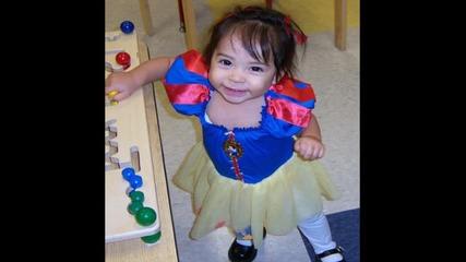 Как да облечем деца за Хелоуин