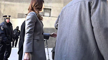 USA: Harvey Weinstein arrives at New York City court for beginning of rape trial