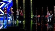 X Factor - Изпитанието на 6-те стола (06.10.2015) - част 1