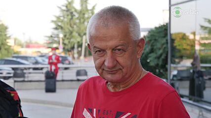 Крушарски: Очаквам да бием с 6:0, явно ще трябва да въдворявам ред във футбола