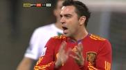 29.06.2010 Испания - Португалия 1:0 Всички голове и положения - Мондиал 2010 Юар